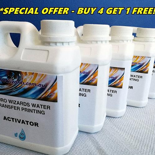 Hydrographics Activator 4L