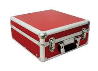 Vincent Junior Barber Case (Red)