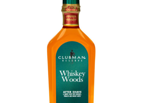 Clubman Whiskey Woods After Shave