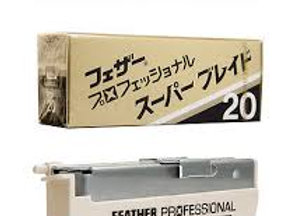 Feather Pro Super Blades
