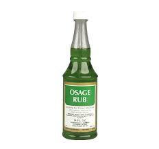 Osage Rub
