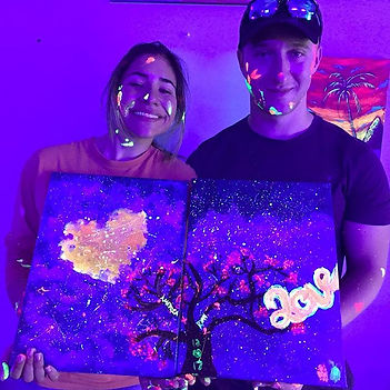 Silly Couple! Happy Turtles) and Glow! #