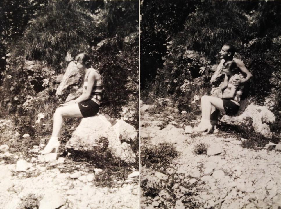 Francesca Mancini e Francesco Pacifico