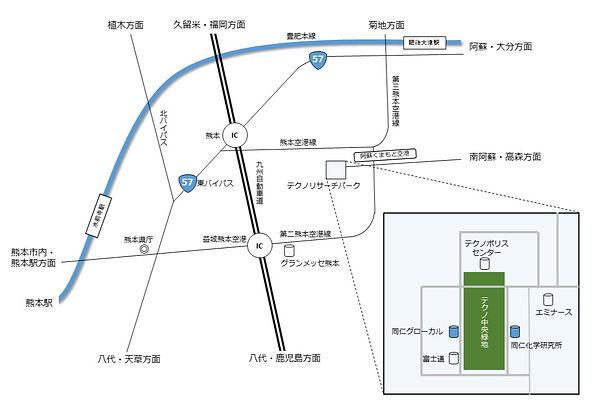 グローカル地図