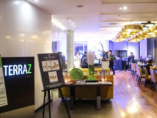 Get More Bang for Your Buck at Terraz' Payday Buffet