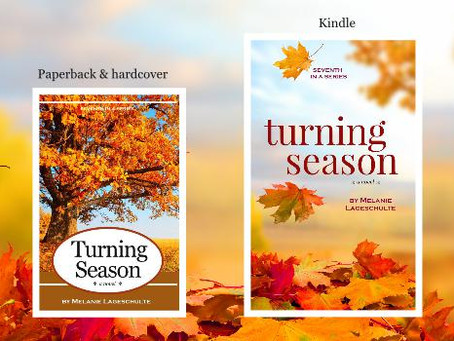 'Turning Season' is here - a bit early!