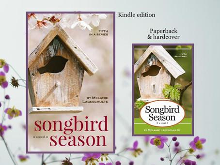 """""""Songbird Season"""" pre-order now available"""