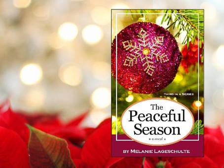 'The Peaceful Season' arrives Sept. 18!