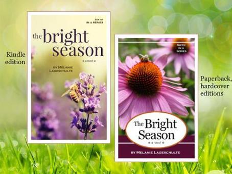 "Read ""The Bright Season"" now!"