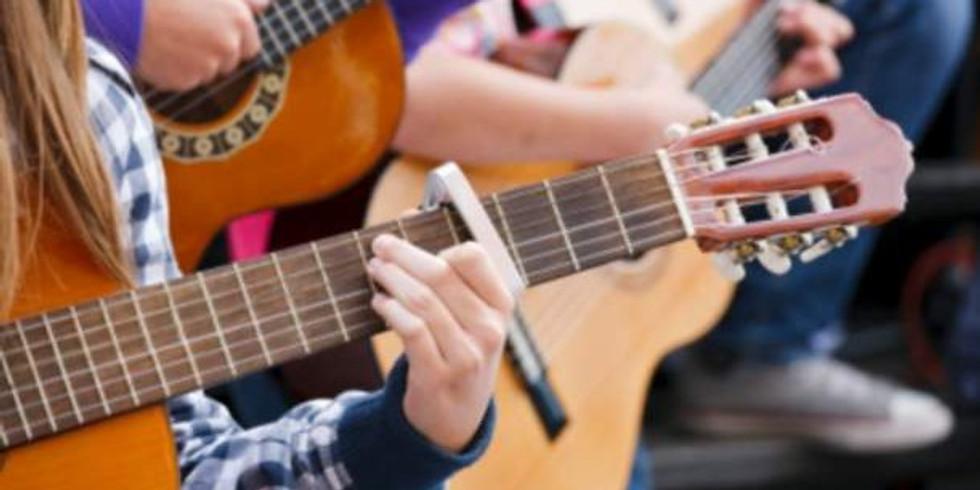 Phoenix Modern Group Guitar Lessons