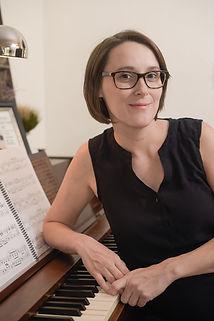 Amethyst Stark - music teacher