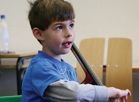 """When should a child start learning a stringed instrument? From """"The Strad"""""""