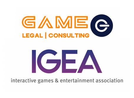 Media Release: Game Legal joins IGEA as an Associate Member, delivering legal services
