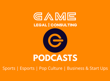 Game Legal Sports Coffee catchup - Ep 1