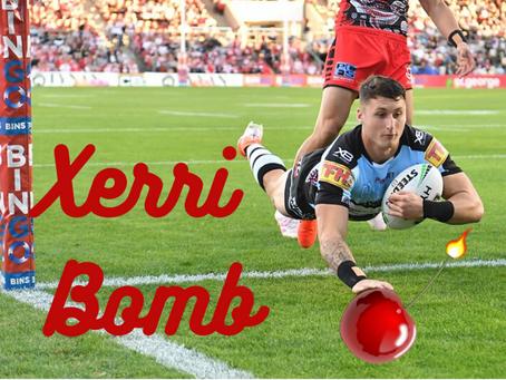 The NRL's Xerri Bomb