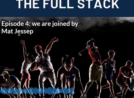 Mat Jessep on 'The Full Stack' podcast