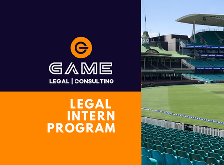 Legal Intern Program launches!