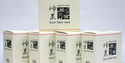 ハーブ神農ソープ(100g)5個セット ¥12800⇒¥10800