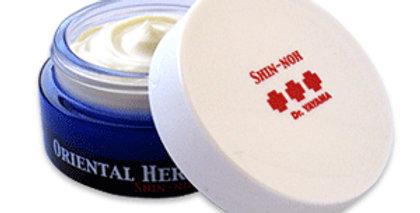 (美肌クリーム・肩こり・火傷など敏感肌にも安心な多機能クリーム)ハーブ神農クリームII(30g)¥3780