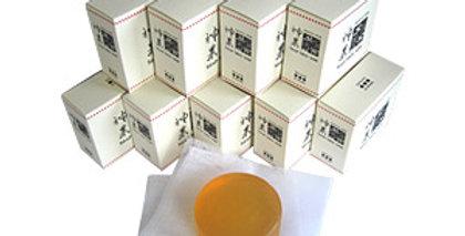 洗顔しながらスキンケア 敏感肌でも安心)ハーブ神農ソープ(100g)1ケース(10個入り) ¥25800⇒¥20800
