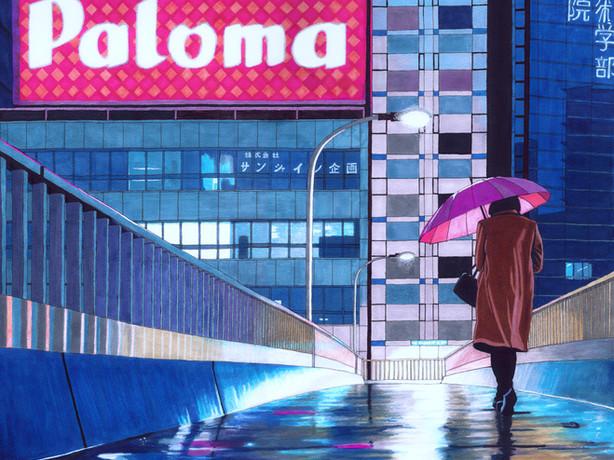 Neon Rain