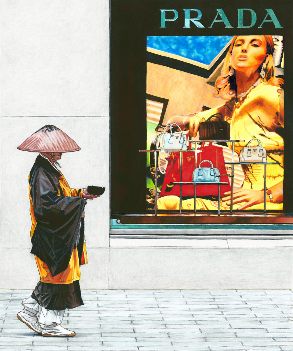 Two Worlds - Takuhatsu
