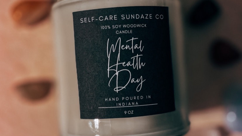 Mental Health Day Candle (9oz.)