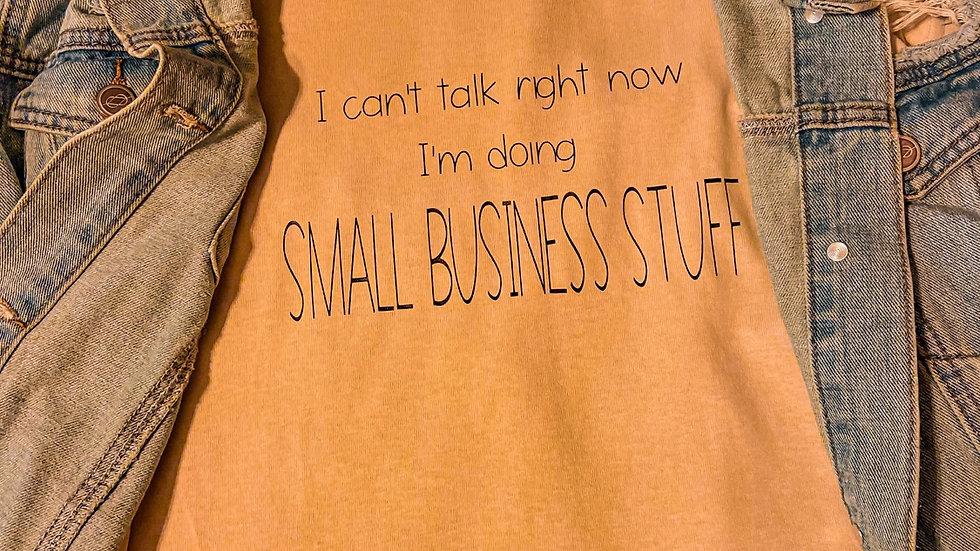 #SmallBusinessStuff (Size Small)