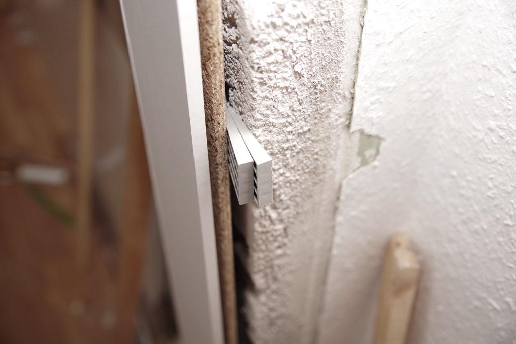 Montage von Türen