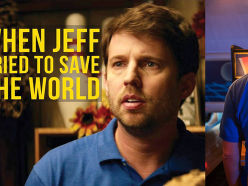 Sarasota Film Festival - When Jeff Tried to Save the World