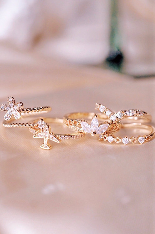 NEW ARRIVAL RINGS