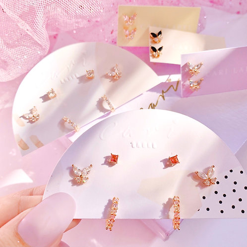 FIORI BUTTERFLY SET