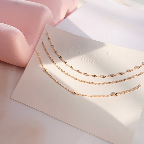 THE EVERYDAY NECKLACE SET