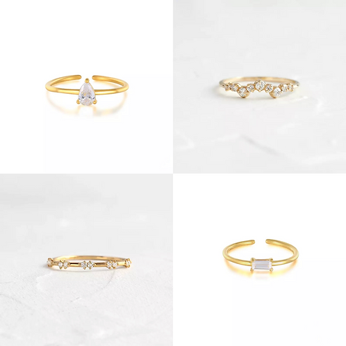 IG EXCLUSIVE RINGS