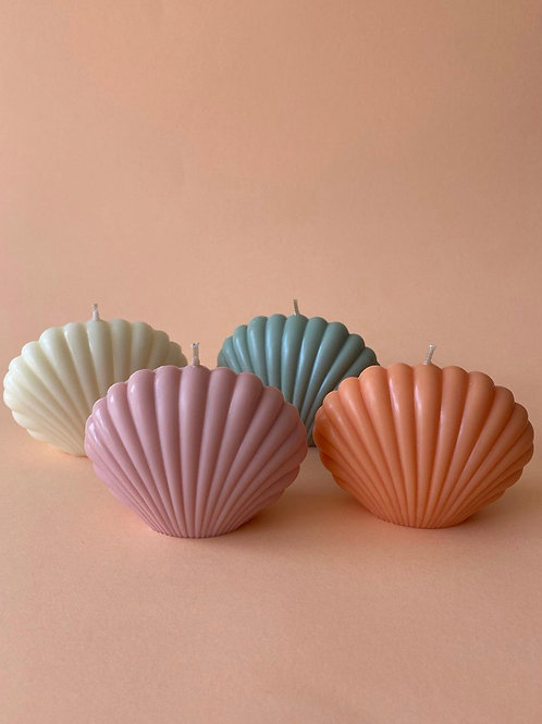SHELL SCENTED CANDLE