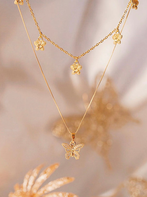 CAILA BUTTERFLY CHAIN