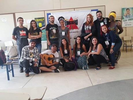 Educação e Sociedade: Curso de Letras realiza parceria com cursinho popular Educafro.