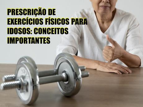 Educação Física UniPinhal - Organização das Atividades Físicas com os Idosos.
