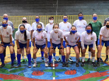 UniPinhal e Pinhal Futsal Feminino