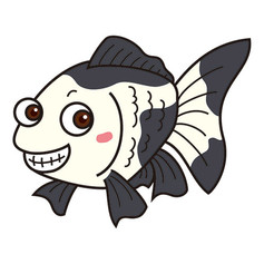 金魚の気持ちキャラクター