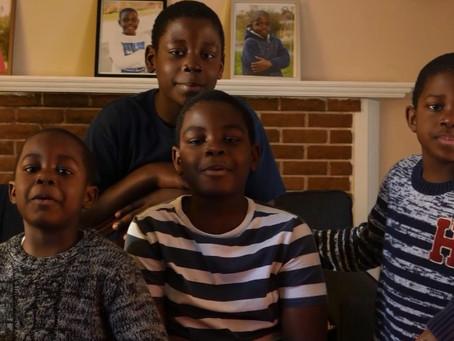 Témoignage des parents nouveaux arrivants - Famille Nga Fouda