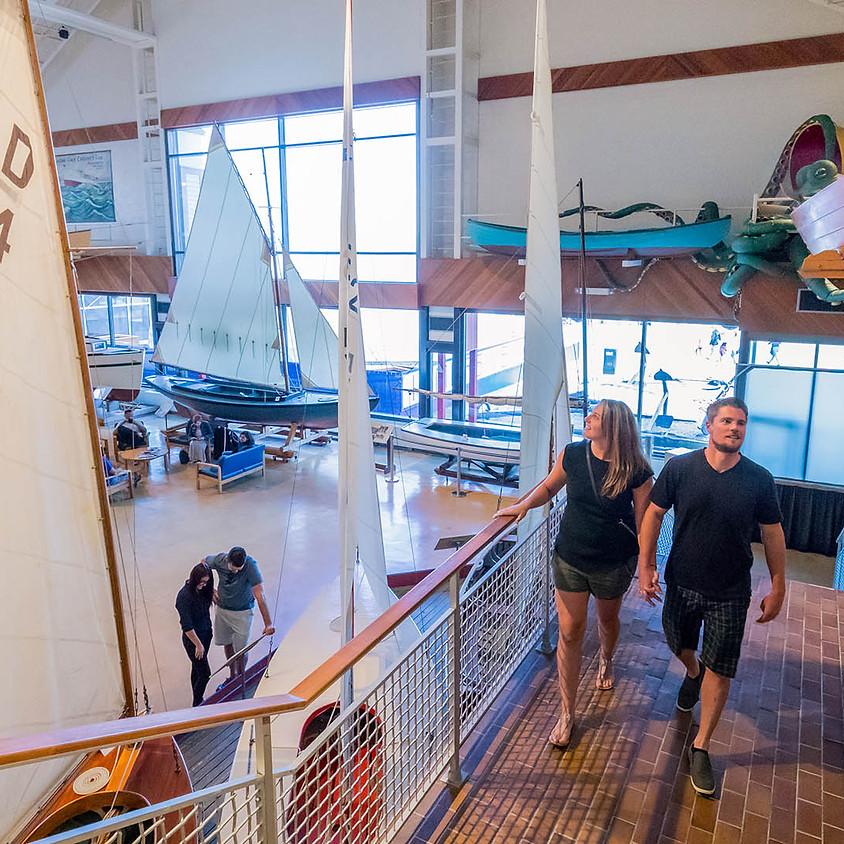 Visite au musée maritime de l'Atlantique (17 juillet)