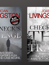 Why I write Mysteries by Joan Livingston