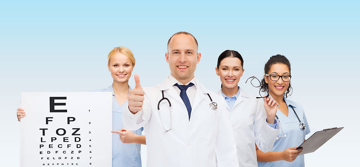 medicine, profession, teamwork and healt