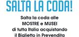 SALTA LA CODA MOSTRE MUSEI