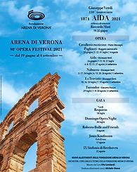 arena DI VERONA 2021