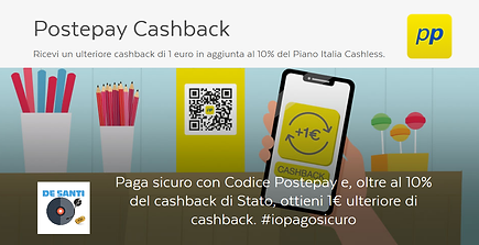 postepay cashback