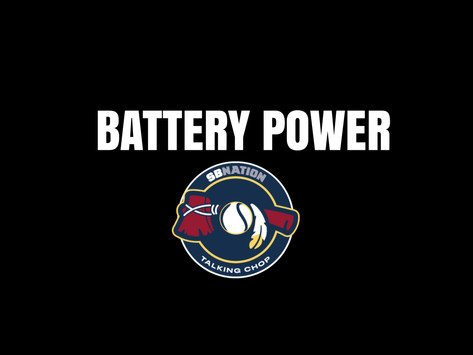 """""""Battery Power"""" - The Austin Era continues in NLCS Game 1 victory"""