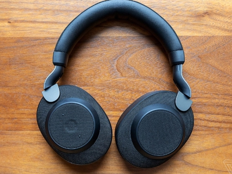 Water Resistance - The Jabra Elite 85h Review