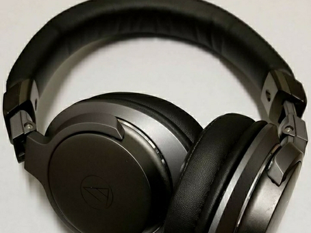70 Hrs of Battery Life- The Audio-Technica ATH-SR30BT Review